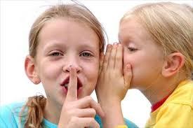 telling shhh