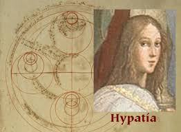 hypatia astonomer