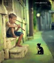 flute the cat