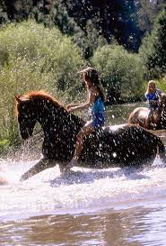 riding thruwater