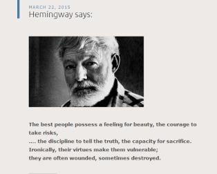hemmingway vulnerable